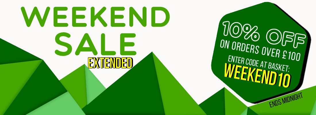June Weekend Sale - 10% off