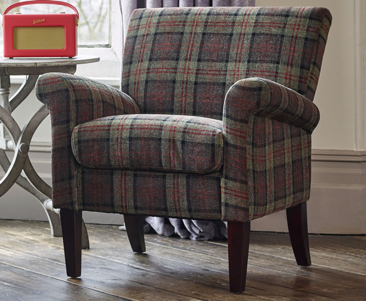 Save 30%. Product Product. Information; Delivery U0026 Assembly. Warrenpoint Tartan  Armchair