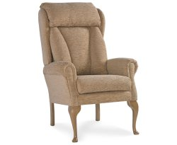 Bredon Traditional High Back Fireside Chair