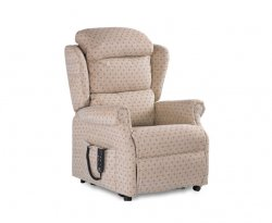 Fenton Upholstered Rise and Recline Chair