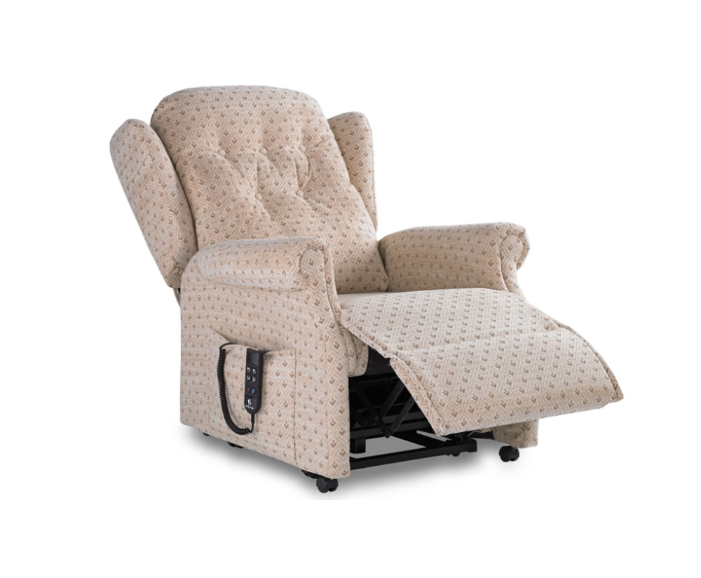 Regis Upholstered Rise And Recline Chair