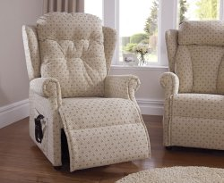 Stanmore Upholstered Rise & Recline Chair