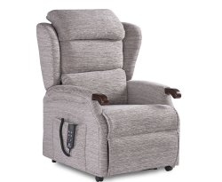 Darwish Upholstered Rise and Recline Chair