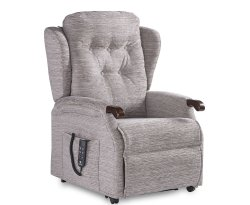 Hepburn Upholstered Rise and Recline Chair