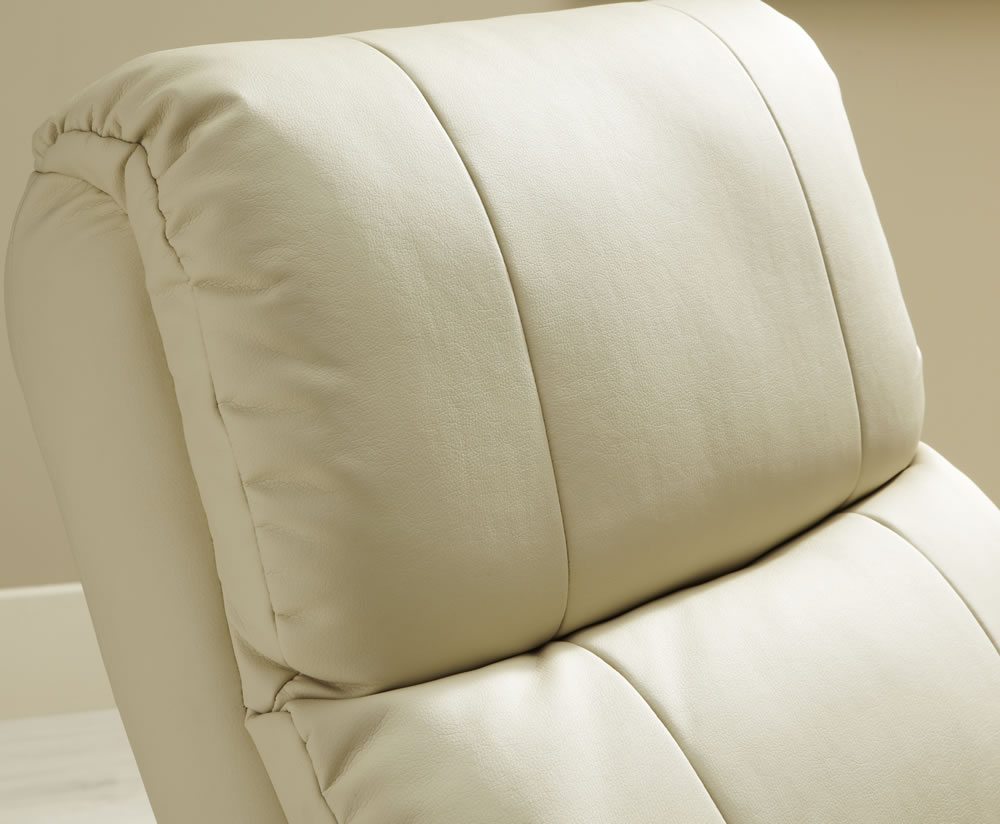 Strand Faux Leather Recliner Chair Just Armchairs