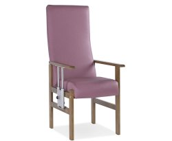 Devon Drop Arm Fireside Chair