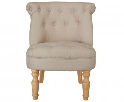 Rutherford Fabric Bedroom Chair