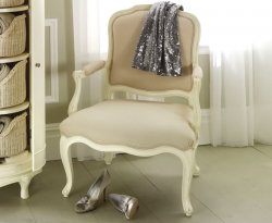 Ivy Bedroom Arm Chair