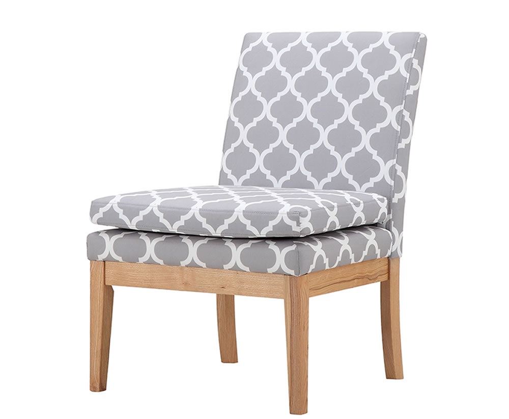 Osprey Fabric Bedroom Chair - Just Armchairs