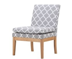 Osprey Fabric Bedroom Chair