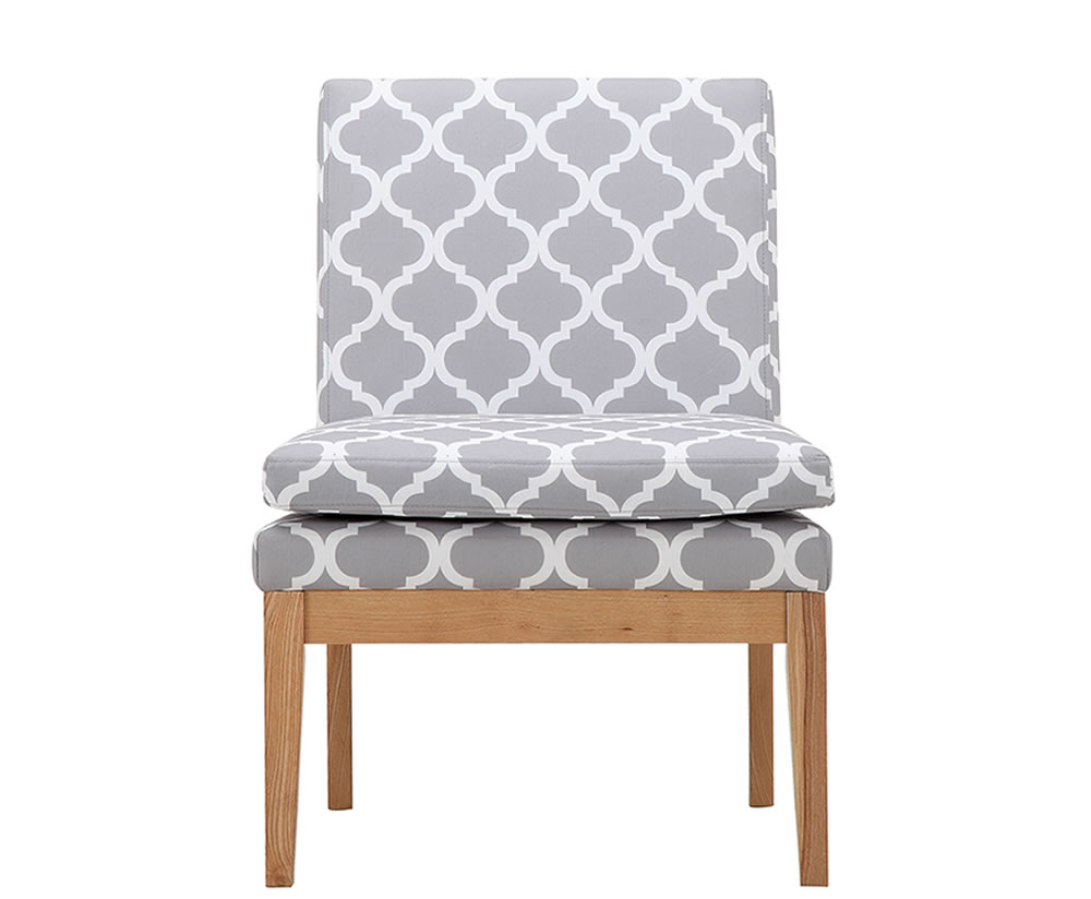 Osprey Fabric Bedroom Chair Just Armchairs