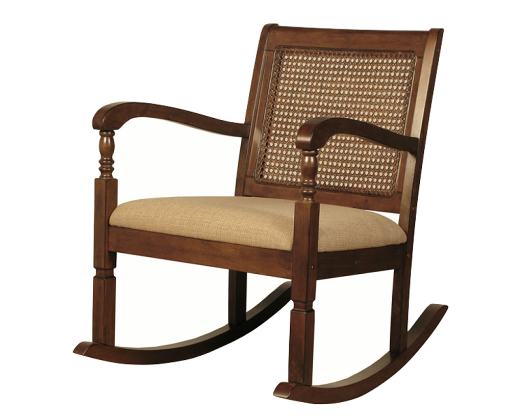 halton dark oak rocking chair rocking chair was 259 now 181 30