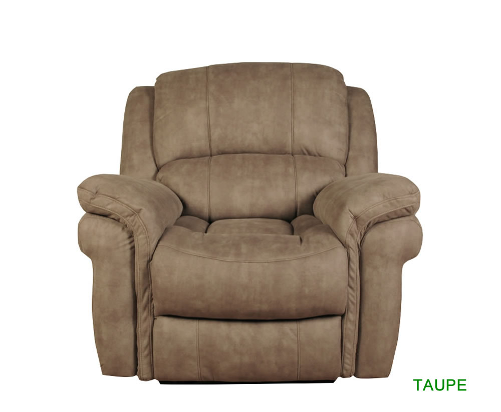 leather look armchair weydon leather look manual recliner 16656 | 1751 5