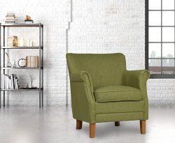 Tuffley Olive Occasional Chair