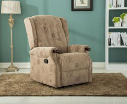Leeds Wheat Recliner Chair