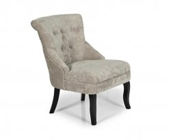 Wick Upholstered Occasional Accent Chair