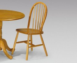 Windsor Pine Dining Chair