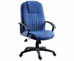 Metropolis Fabric Office Chair