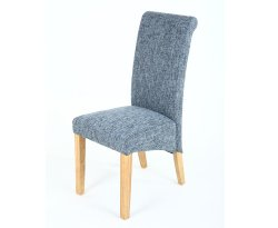 Homespun Fleck Effect Dining Chair