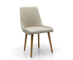Solaro Linen Dining Chair