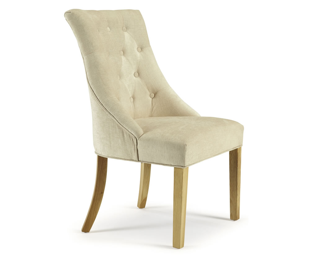 Armchairs Horndon Pearl Fabric Bedroom Chair *Special Offer*