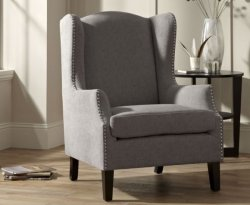 Keir Upholstered Fireside Chair