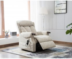 Elizabeth Fabric Rise & Recline Chair